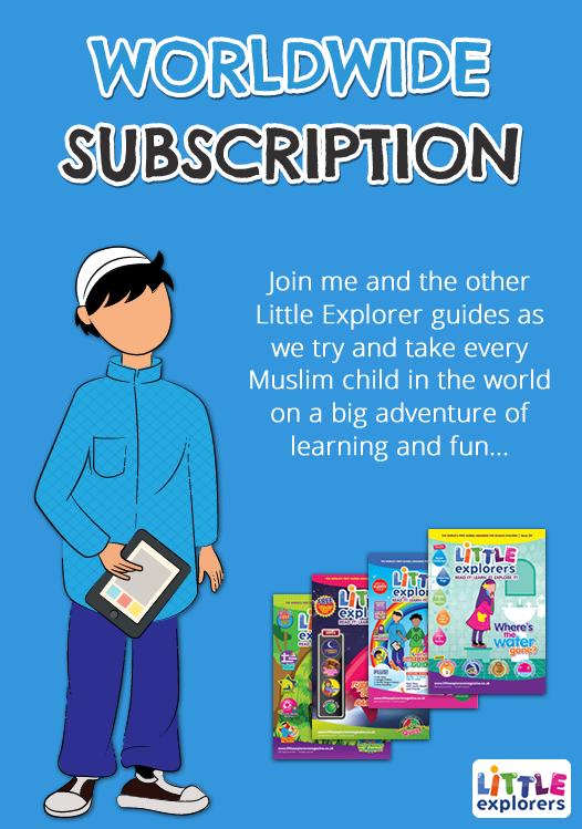 Little Explorers Magazine