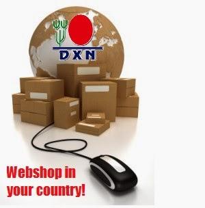 DXN webshop Austria