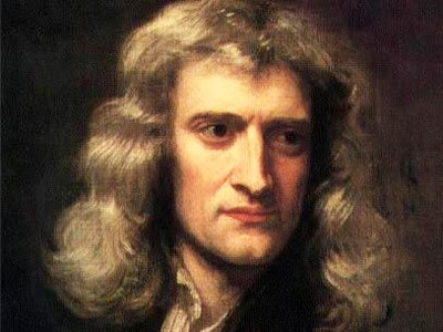 Scientist : Isaac Newton