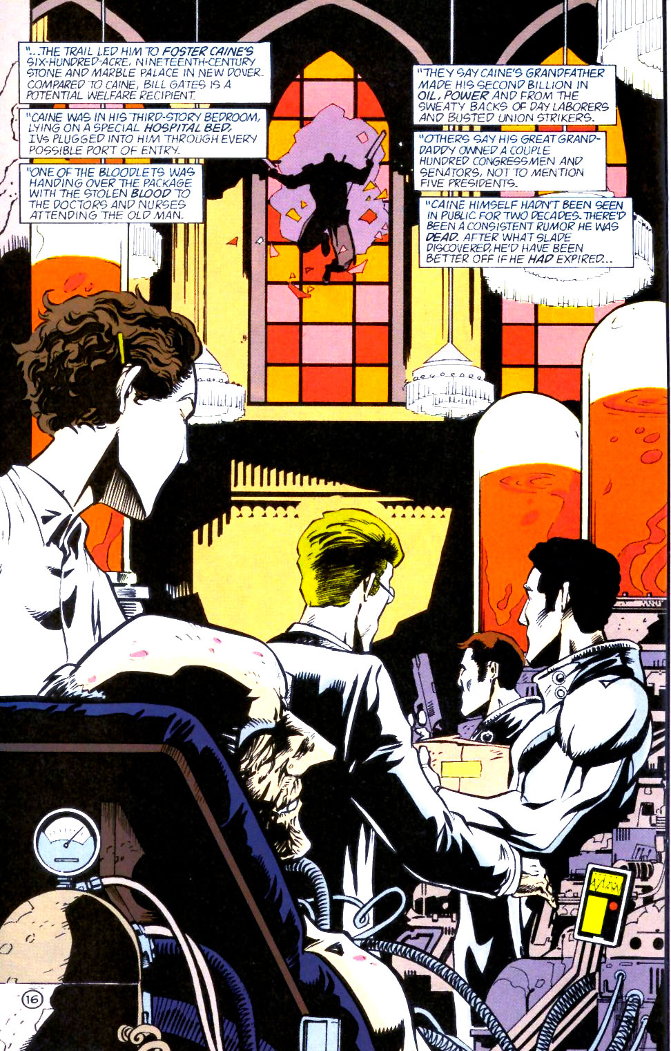 Deathstroke (1991) Issue #60 #65 - English 17