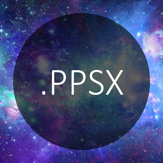 Как сохранить презентацию в формате Демонстрации PowerPoint (*.ppsx)