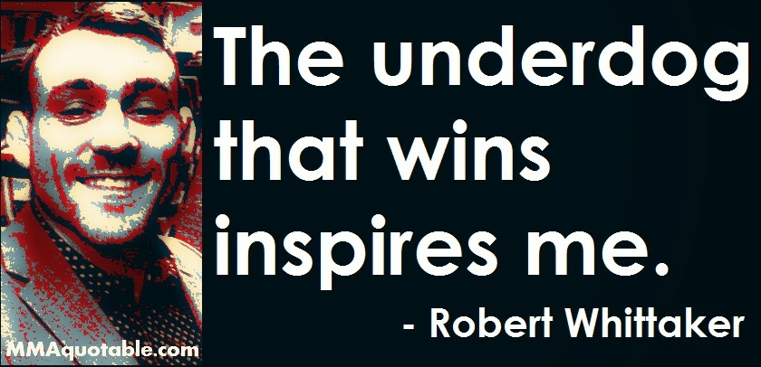 Motivational Quotes With Pictures Many Mma Ufc Underdog Quotes