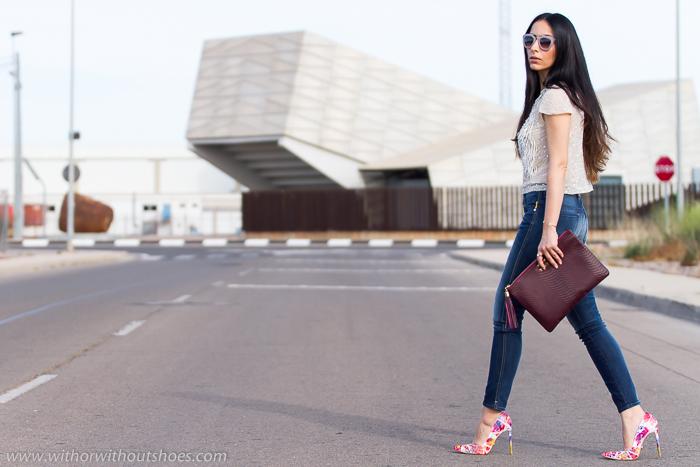 Zapatos 2015 Janiko edicion limitada Stilettos Color Instinct hechos a mano pintura