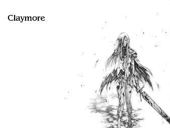 #5 Claymore Wallpaper
