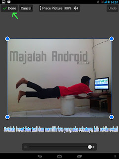 Tutorial Membuat Foto Levitasi di Android