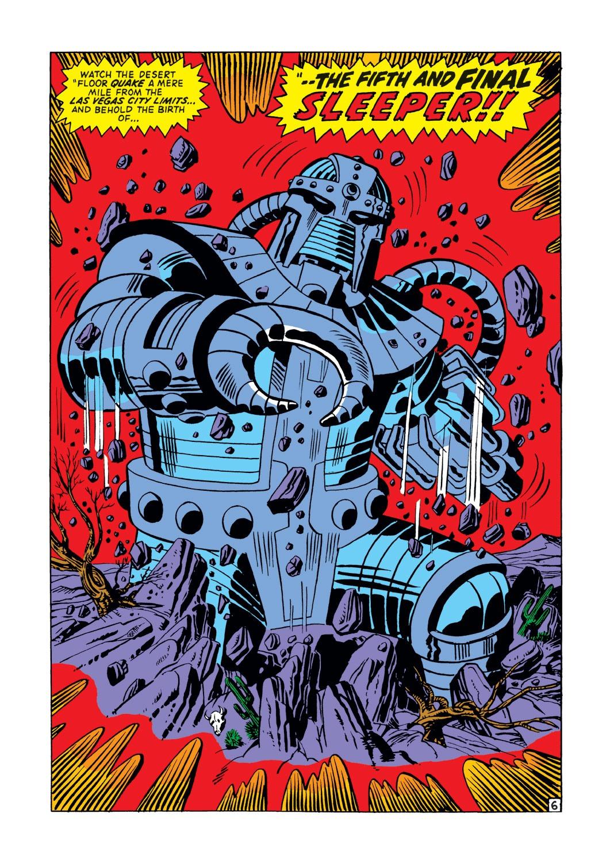 Captain America (1968) Issue #148 #62 - English 7