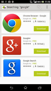 aplikasi untuk mendownload installer android