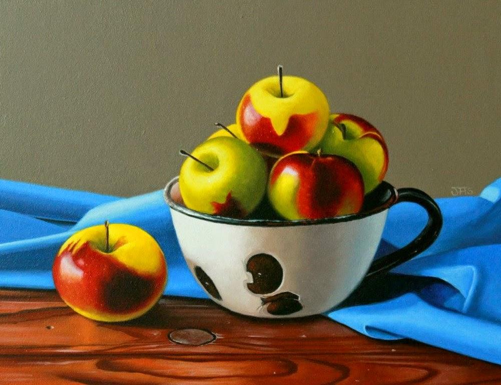 Im genes arte pinturas pinturas realistas de bodegones - Fotos de bodegones de frutas ...