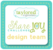 Taylored Expression Share Joy Challenge