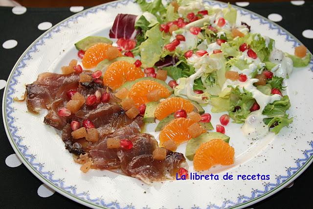 La libreta de recetas recetas de platos principales para for Platos principales franceses