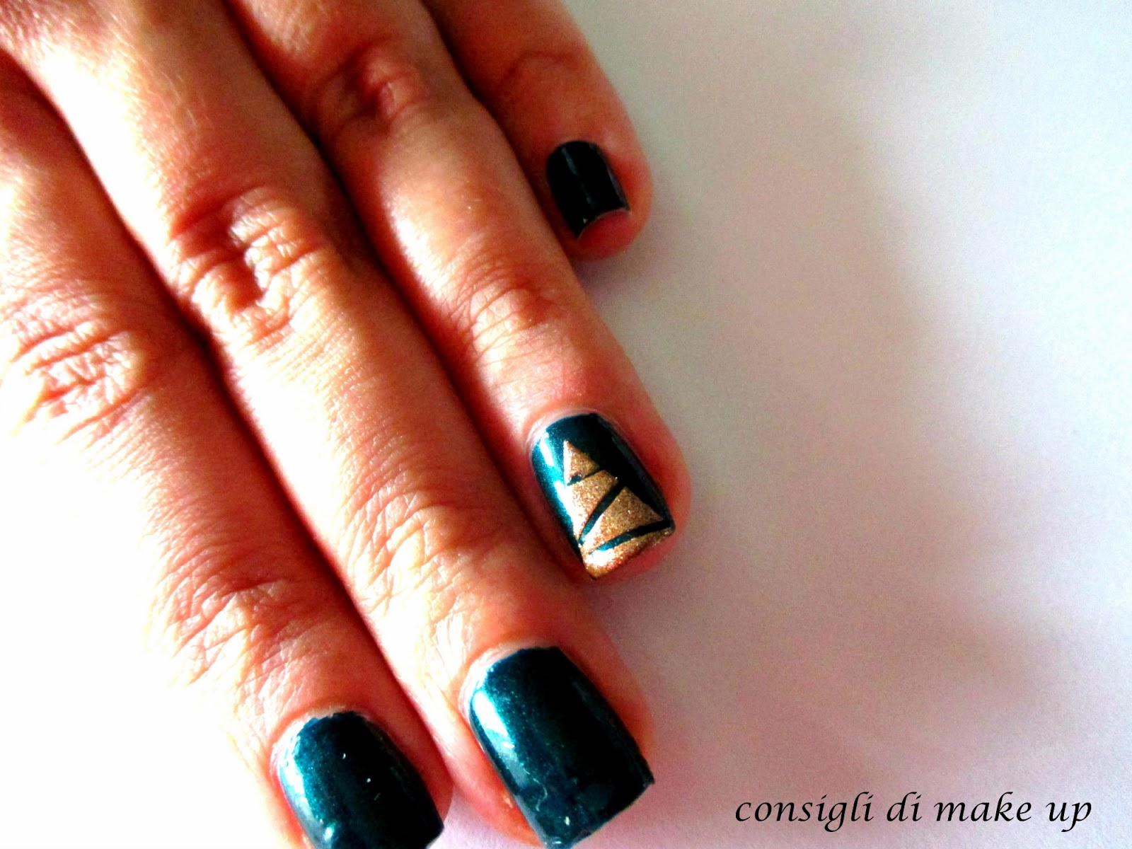 tutorial nail art facile