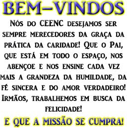Recado do CEENC