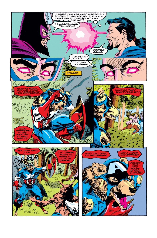 Captain America (1968) Issue #405 #354 - English 10