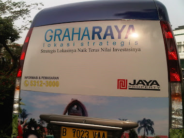 Shuttle Bus Graha Raya