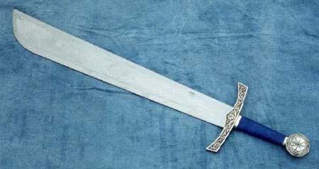 Tipos de espadas Bracamarte+medieval