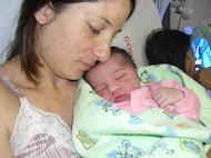 Nasceu Alice, dia 18/06/2011