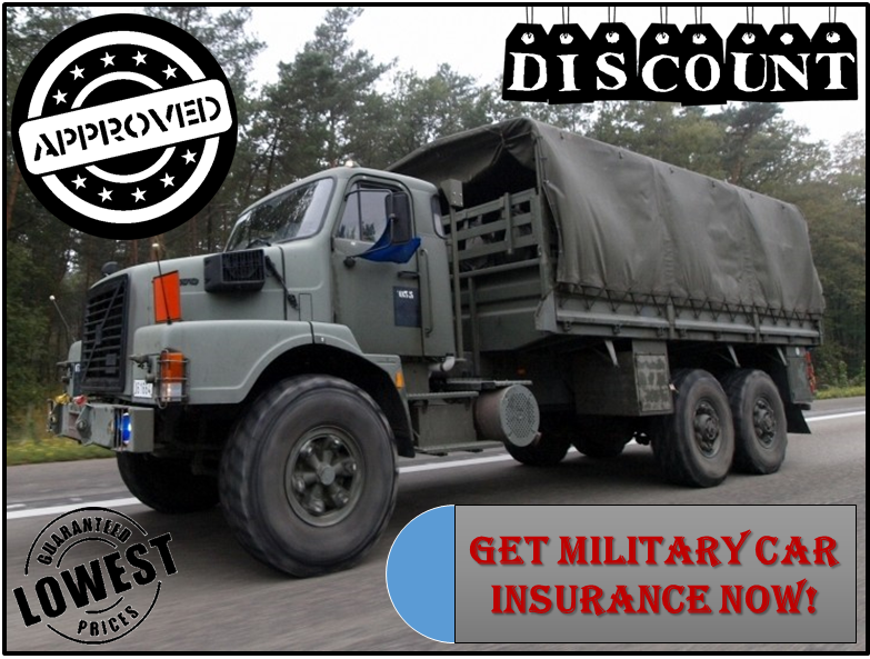 Military Auto Insurance Quotes