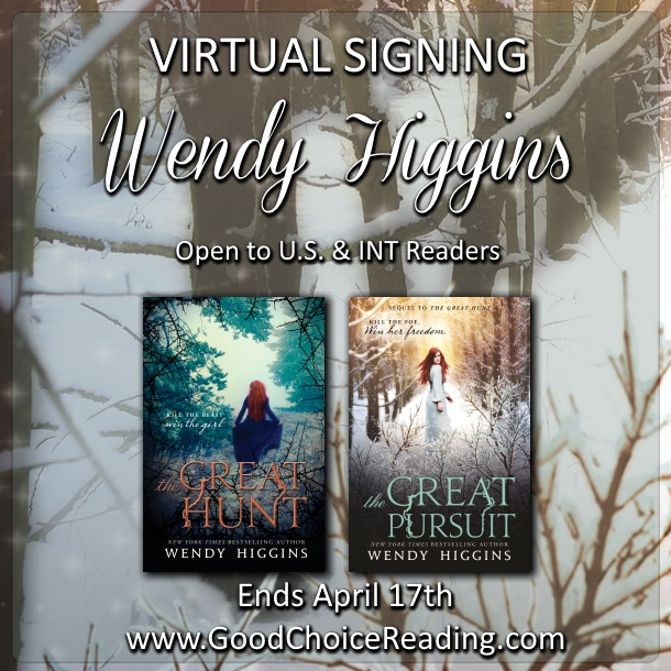 The Great Pursuit Virtual Signing