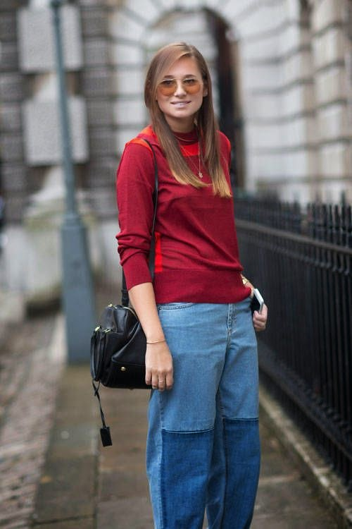 Street Style London Fashion Week Street Spring 2014 - London Street Style - Harper's BAZAAR