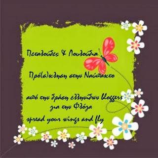 Πεταλούδες και Λουλούδια