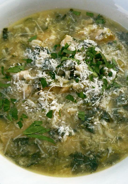 ... lemon chicken orzo soup orzo delicata squash chicken soup with sage