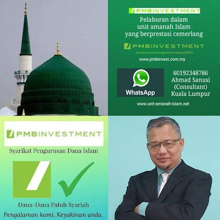 Pelaburan unit amanah Islam Terbaik