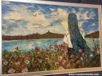 Arte Plumarion en Michoacán: Exposición las Plumas y el Viento