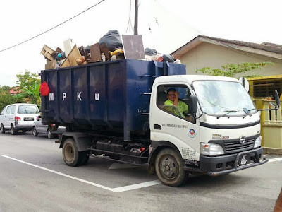 Bantuan MPKu Kepada Mangsa Banjir Kuantan
