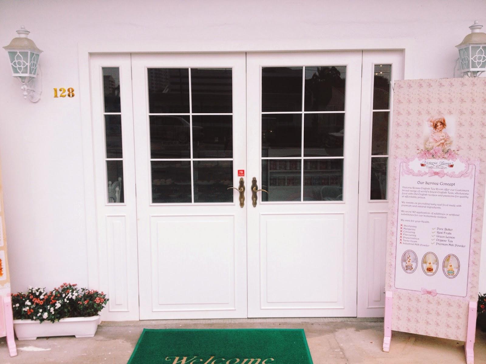 Victoria Rossa English Tea Room @ Johor Bahru, Malaysia