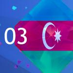 "Azerbaiyán - ""Start a fire"" Dilara Kazimova"