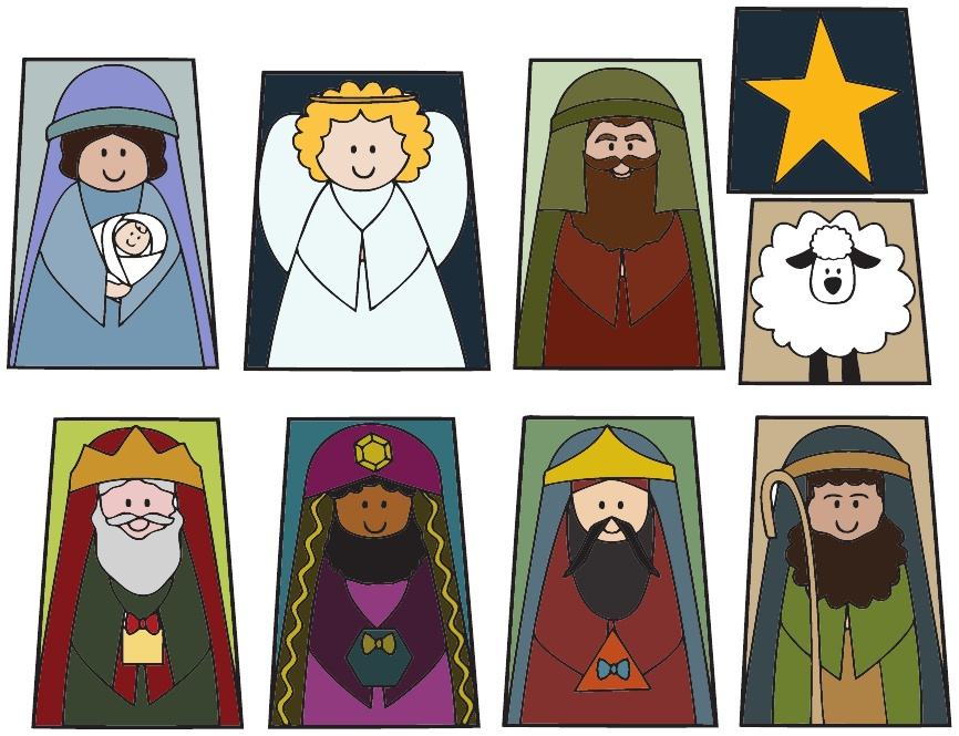 "... Results for ""Printable Nativity Scene Cutouts"" – Calendar 2015"