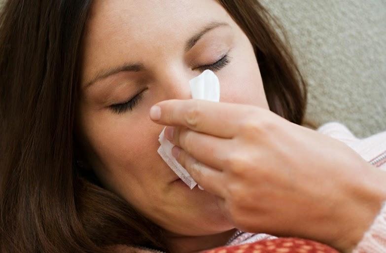 Cara mudah mencegah flu saat musim hujan