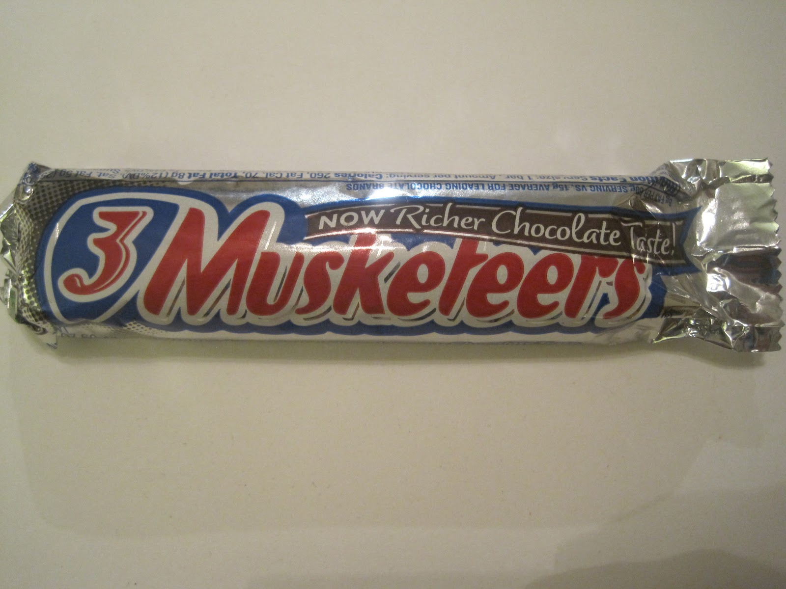 3 Musketeers review