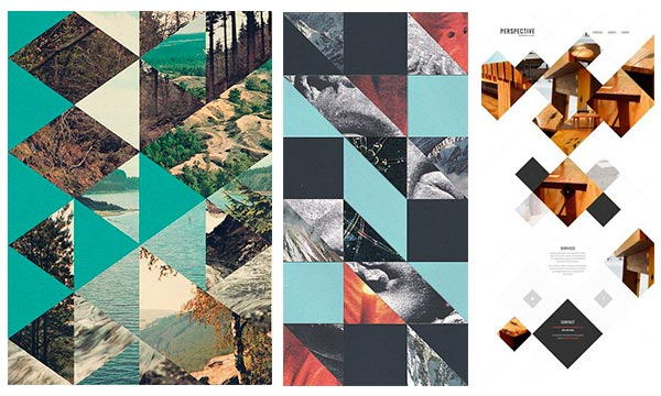 how to create geometric collages in adobe illustrator part 1