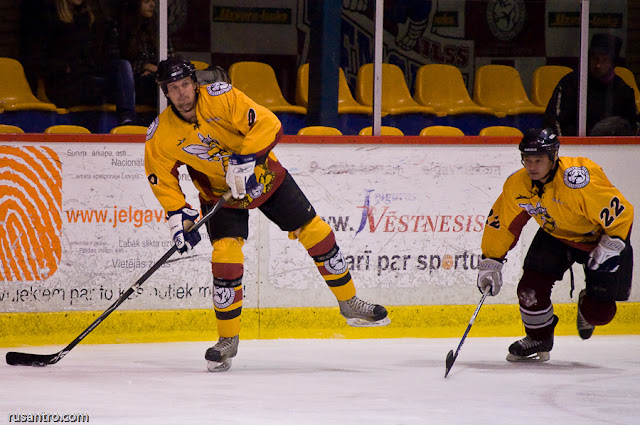 ZAHL 2012/2013 pirmais aplis HK Tērvete Karāts amateur hockey league