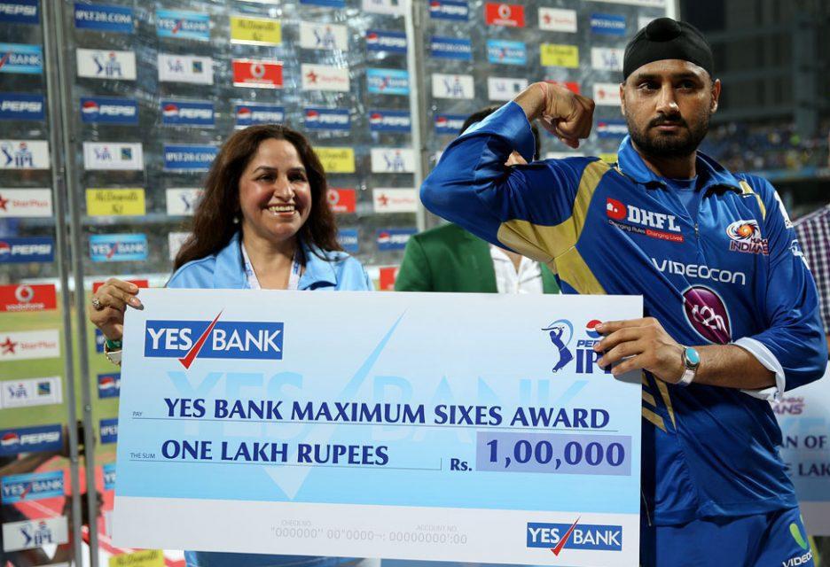 Harbhajan-Singh-Maximum-Sixes-MI-vs-CSK-IPL-2013