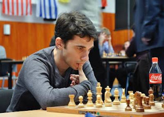 Echecs à Plovdiv : le Français Laurent Fressinet - Photo © ugra-chess.ru