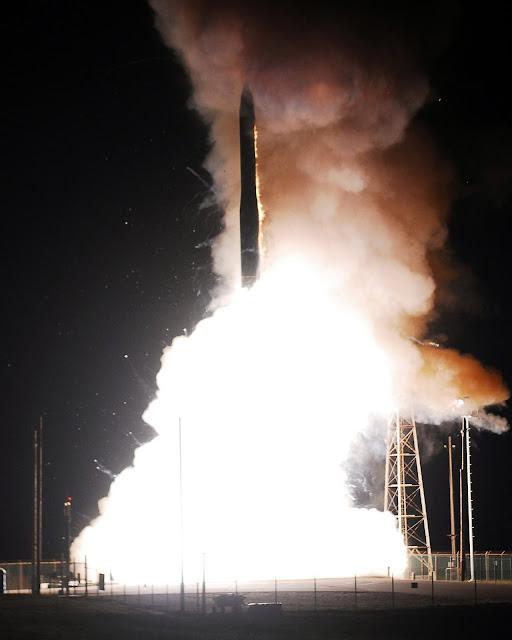 LGM-30 Minuteman III ICBM