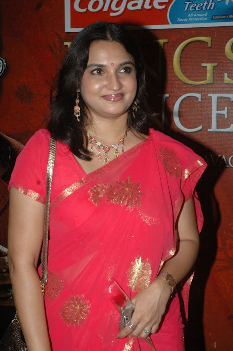 sukanya s in red saree