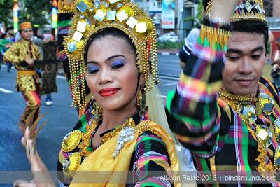 Aliwan Fiesta 2013 Padang-Padang Festival of Parang, Maguindanao