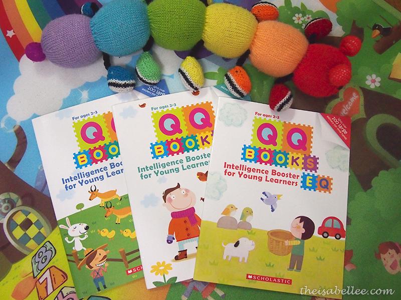Scholastic QQ Books set