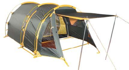 Каркасная зимняя палатка для рыбалки