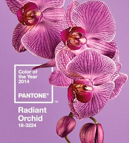 radiant orchid, pantone colour of the year