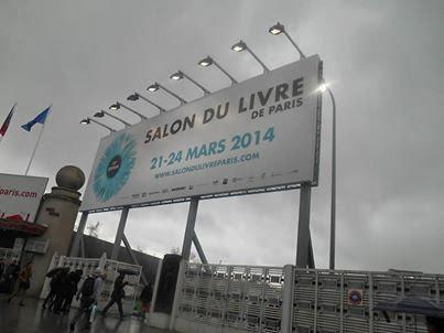 Salon du livre de Paris, cru 2014