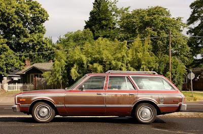 1979 Plymouth Volare Premier Wagon.
