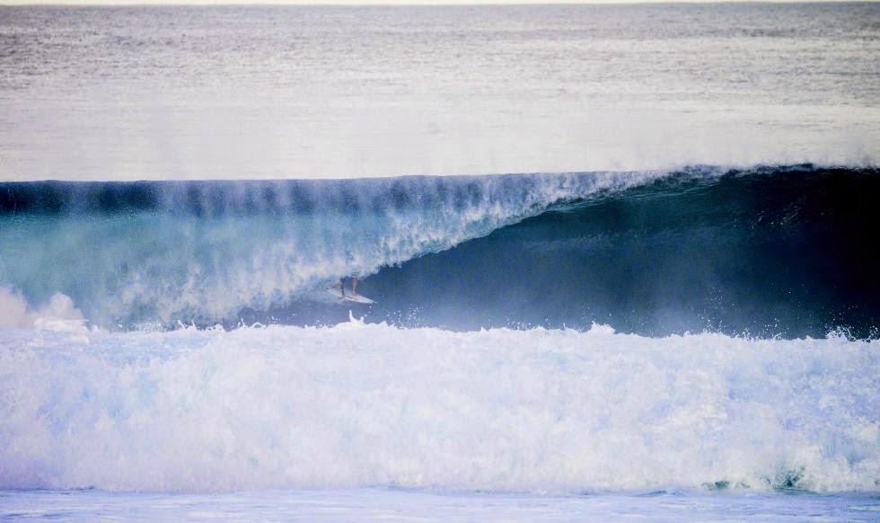 Billabong Pro Tahiti 2014 Mick Fanning Foto ASP Will H S