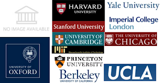 List of The World's Best University for All Programs