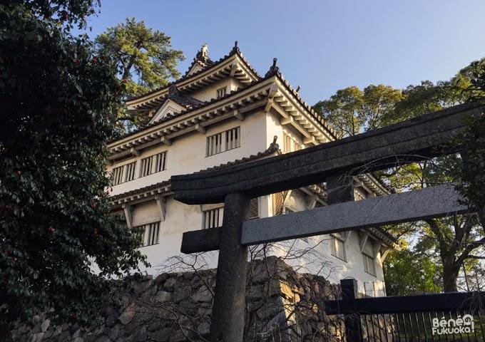 Château de Kokura, Fukuoka