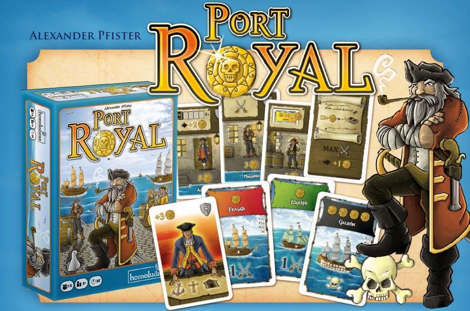 Juego de Mesa Port Royal