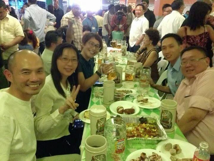 Oktoberfest Pemimpin DAP PKR Tidak Peduli Bantahan Pas